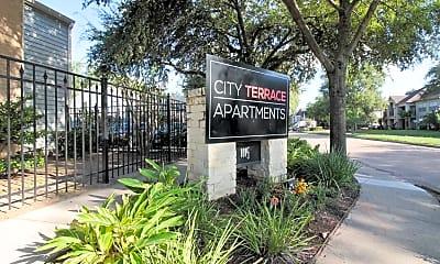 Community Signage, City Terrace, 1
