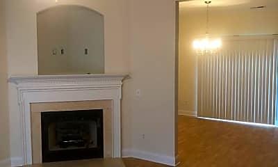 Living Room, 7720 Royal Park Ln, 1