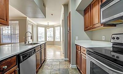 Kitchen, 7575 Kirby Dr 1101, 0