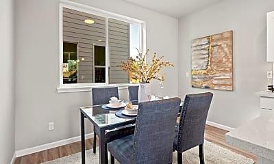 Dining Room, 3595 S G St, 1