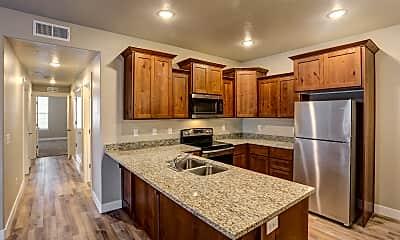 Kitchen, Village on 4th, 1