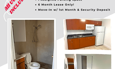 Bathroom, 3010 SW 108th Ct, 2