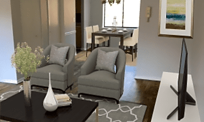 Living Room, 541 S 12th St, 0