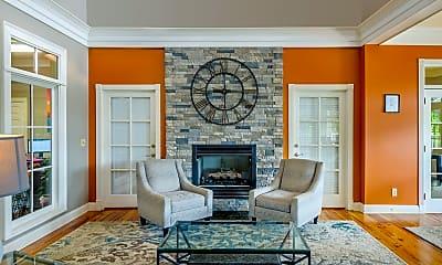 Living Room, The Reserve At Wescott Plantation, 1