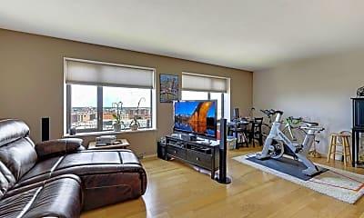 Living Room, 15 N 1st St A1211, 0