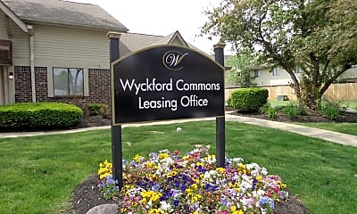 Leasing Office, Wyckford Commons, 1
