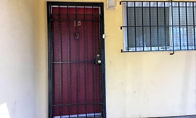 Jackie Robinson Garden Apartments, 2