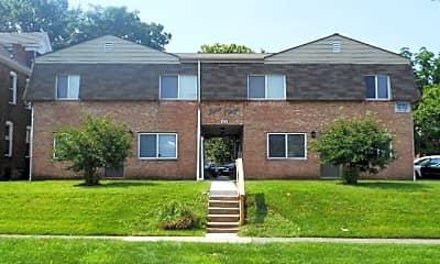 Building, 393 E 18th Ave, 1
