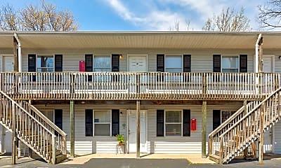 Building, Pelham Place Apartments, 1