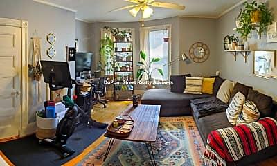 Living Room, 54 Saxton St, 0