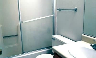 Bathroom, 1502 Delaware, 2