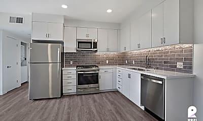 Kitchen, 1363 Colton St #606, 0