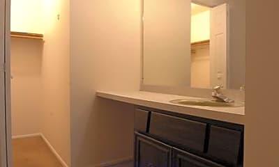 Bathroom, Warwick Apartments, 2