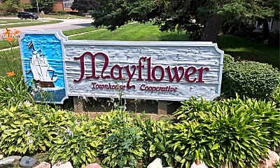 Mayflower Townhouses Cooperative, 1