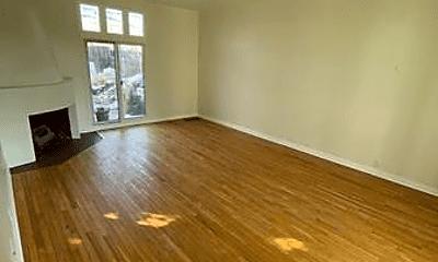 Living Room, 360 N Detroit St, 1