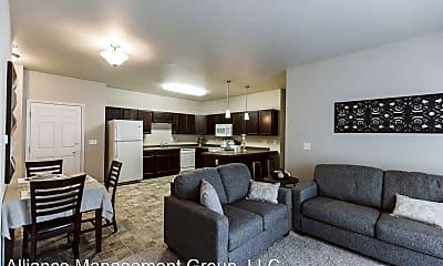 Living Room, 4430 21st St SE, 0