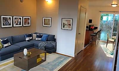 Living Room, 426 NE 75th Ave, 0
