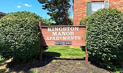 Kingston Manor, 1