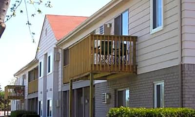Building, Amber Creek Apartments, 0
