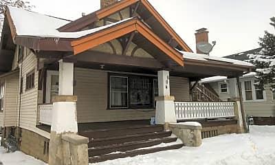 Building, 604 E Emerson St, 1