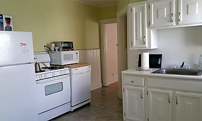 Kitchen, 11 Walter Terrace, 1