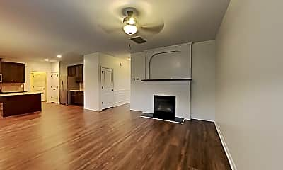 Living Room, 643 Ocean Avenue, 1