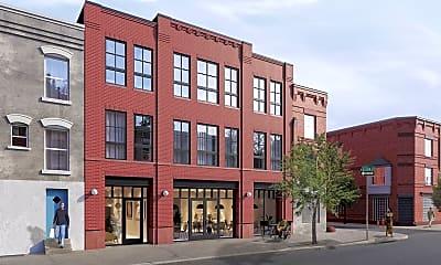 Building, 1208 N 29th St 1, 2