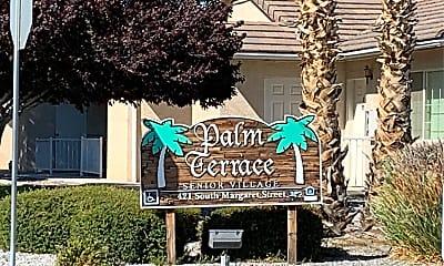 Palm Terrace, 1