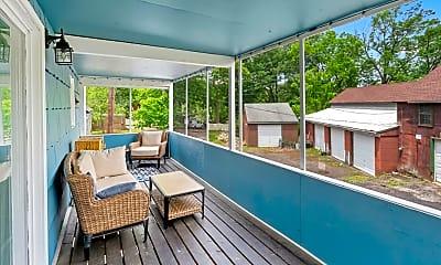 Patio / Deck, 5 Dickerson Rd, 1