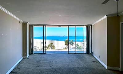 Living Room, 700 Ocean Ave, 1