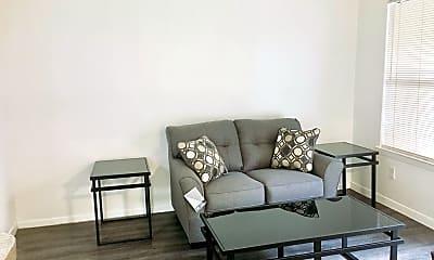 Living Room, 923 E 41st St, 0