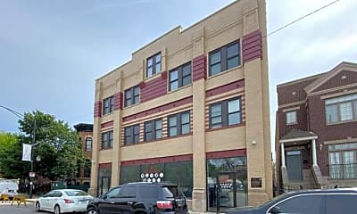 Building, 3433 S Indiana Ave, 0