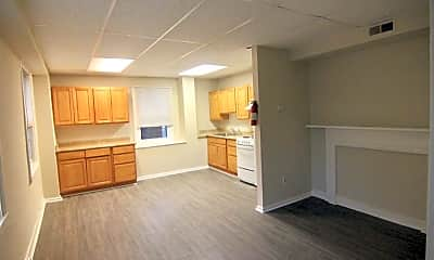 Kitchen, 103 W Monument St, 1