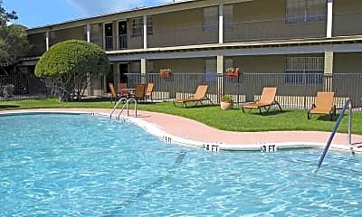 Pool, Paso Oeste Apartments, 0