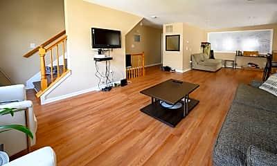 Living Room, 40 Cornerstone Ln, 1