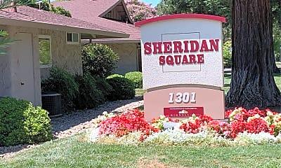 Sheridan Square Apts, 1