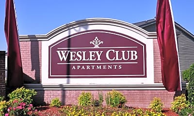 Wesley Club, 1