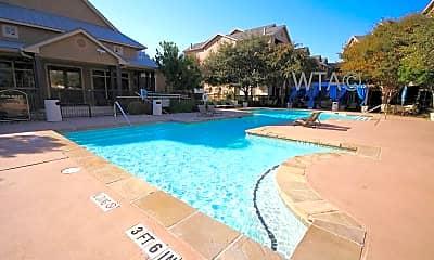 Pool, 3400 Shoreline Dr, 2
