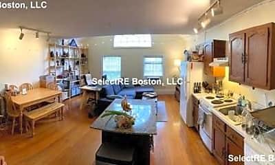 Living Room, 43 Coolidge St, 1