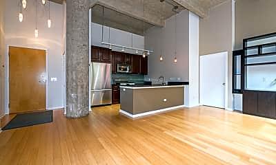 Kitchen, 1735 N Paulina St 206, 1