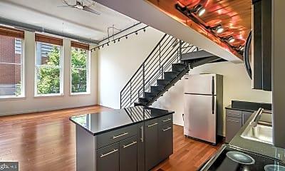 Kitchen, 1027 Arch St 205, 1