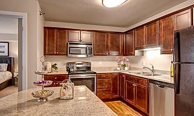 Kitchen, The Fairways Apartments at Edinburgh, 0