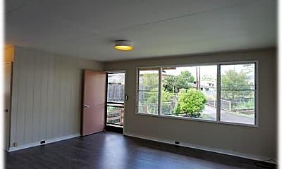 Living Room, 2433 Pauoa Rd I, 1