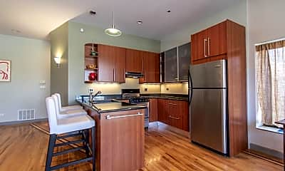 Kitchen, 1128 Florence Ave, 0