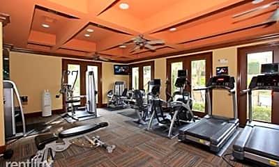 Fitness Weight Room, 15200 Majorca St, 2