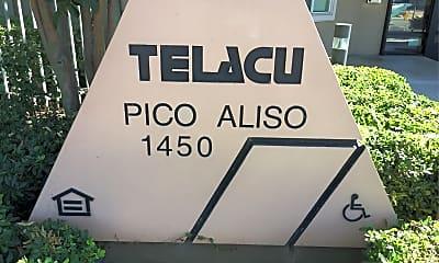 Telacu Pico Aliso, 1