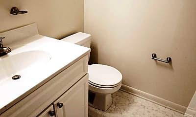 Bathroom, The Flats at Columbia Pike, 2
