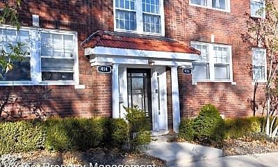 Building, 414 E 41st St, 1