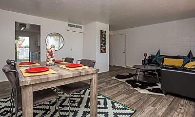 Kitchen, Commons on Stella, 1