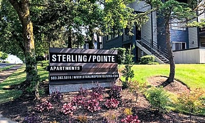 Community Signage, Sterling Pointe, 2